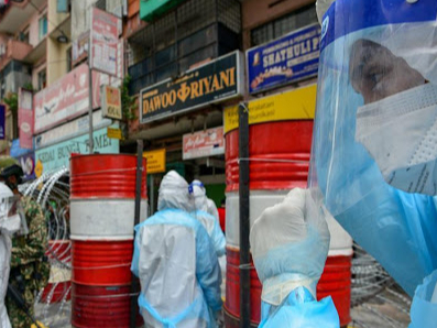 Malaysia reports 22 new coronavirus cases, bringing total to 6,894