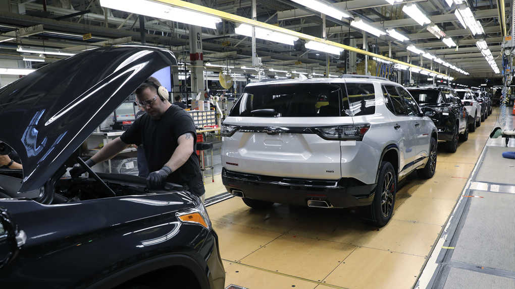 GM chief confirms job cuts at autonomous car company Cruise