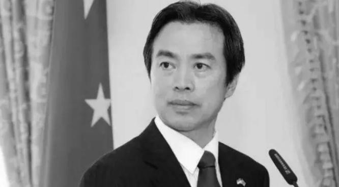 Chinese Ambassador to IsraelDu Wei passed away in Tel Aviv on Sunday
