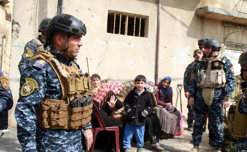 6 IS militants, policeman killed in attacks in Iraq