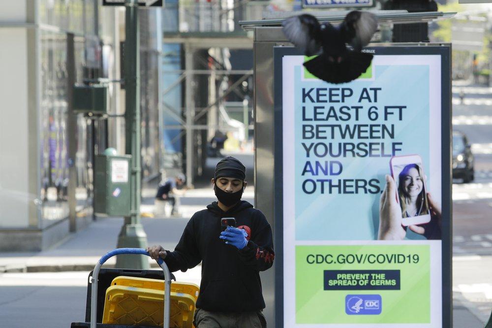 Global COVID-19 deaths surpass 310,000: Johns Hopkins University