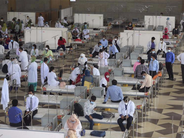 Bangladeshi gov't begins ramping up makeshift quarantine, hospital facilities