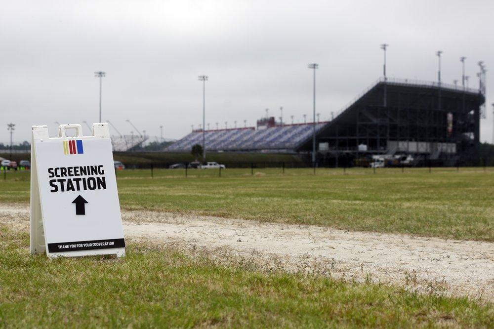 NASCAR roaring back during pandemic
