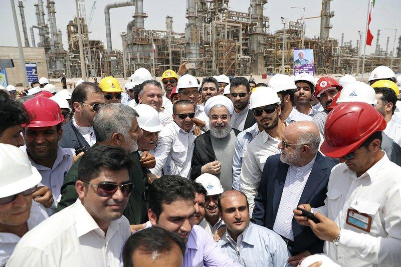 5 Iran tankers sailing to Venezuela amid US pressure tactics