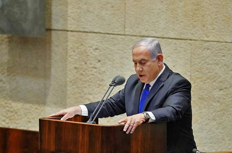 Israel to swear in unity govt, PM insists on West Bank annexation