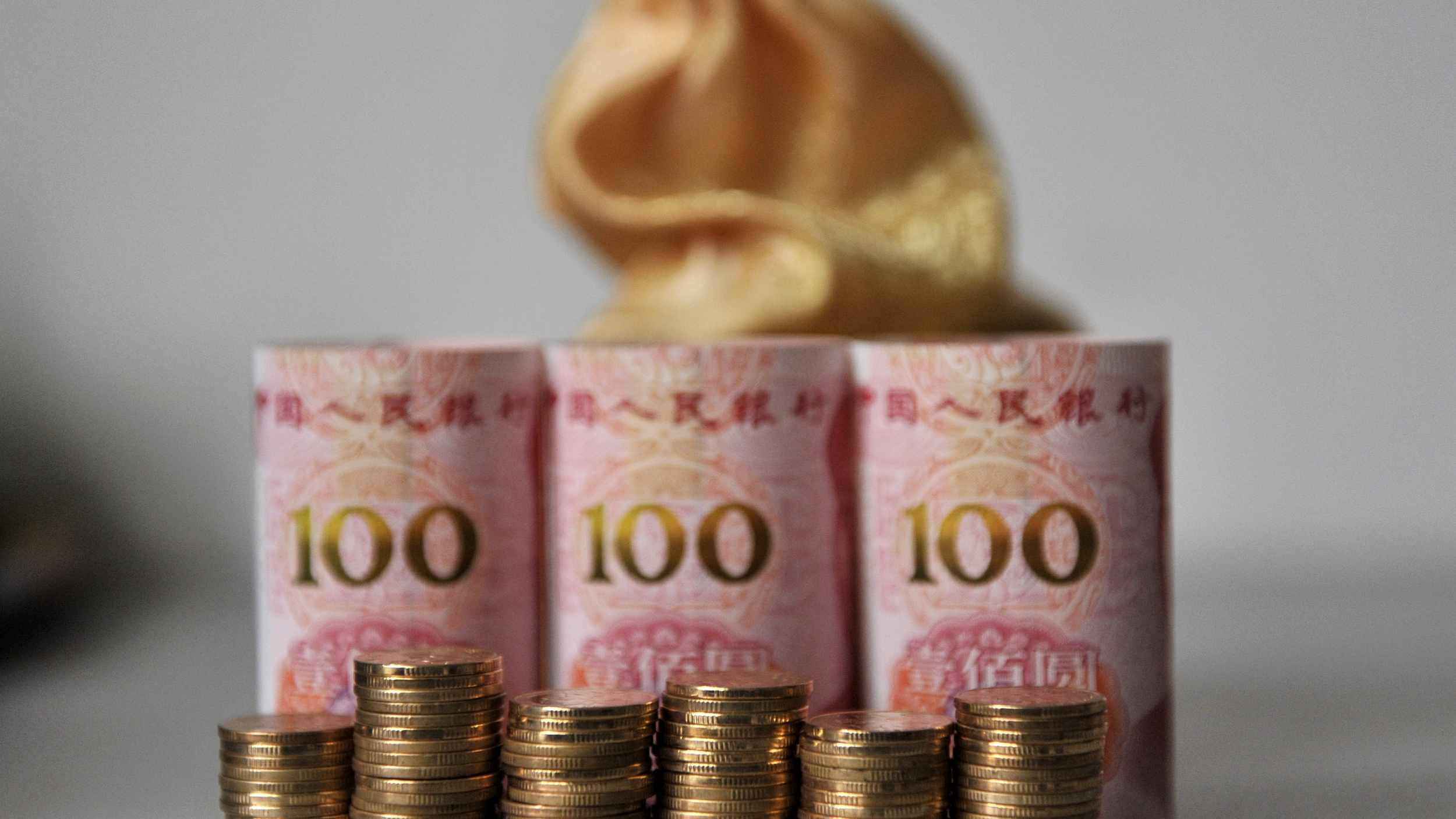 China's fiscal revenue down 14.5 pct in January-April