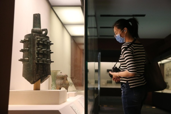 Intl Museum Day focuses on culture richness facilities provide