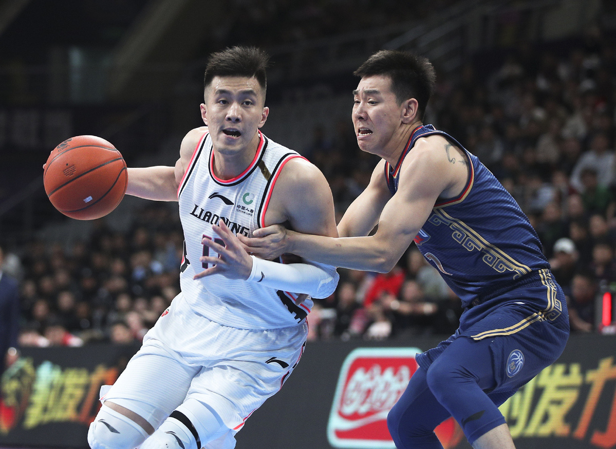 Liaoning step up training ahead of possible CBA season restart