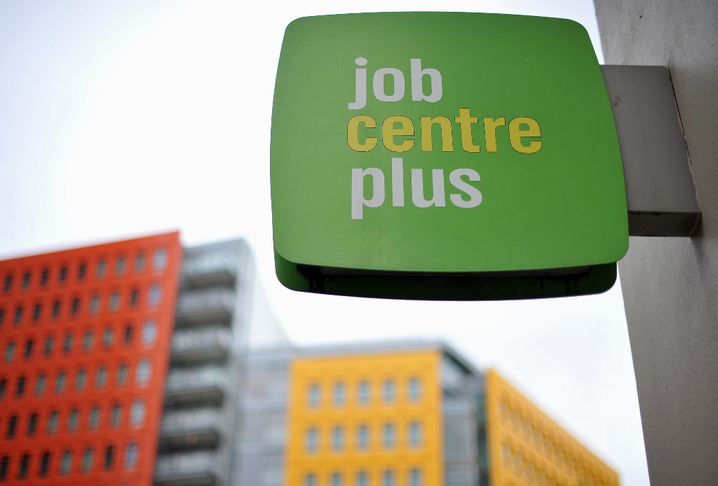 UK jobless claims surge by almost 70% on coronavirus