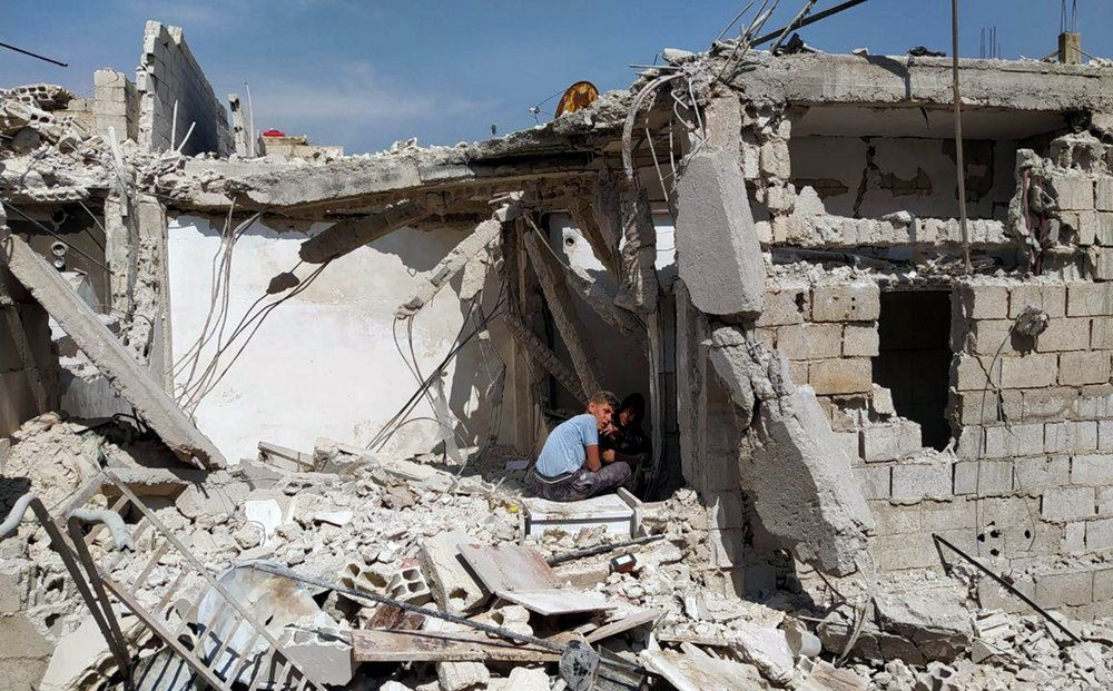 China favors political solution for Syrian conflict