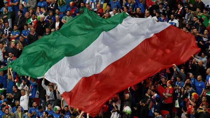 Italy new decree to suspend all sports activities until June 14