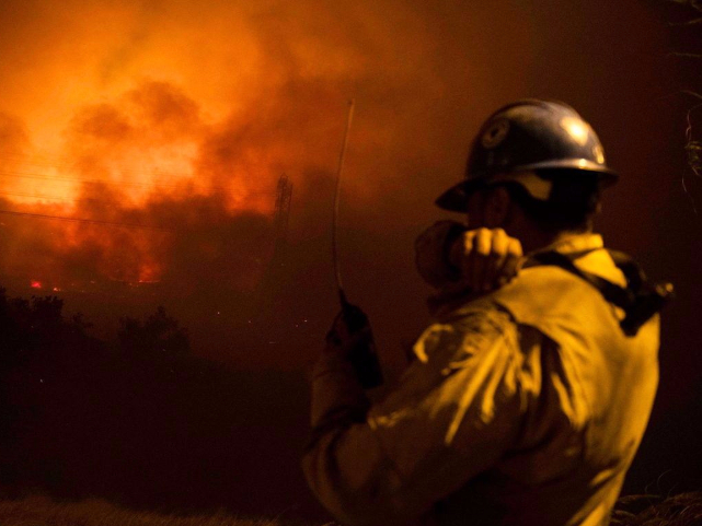 Lessons from the fire-line