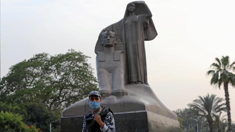 Egypt tightens coronavirus restrictions for Eid holiday