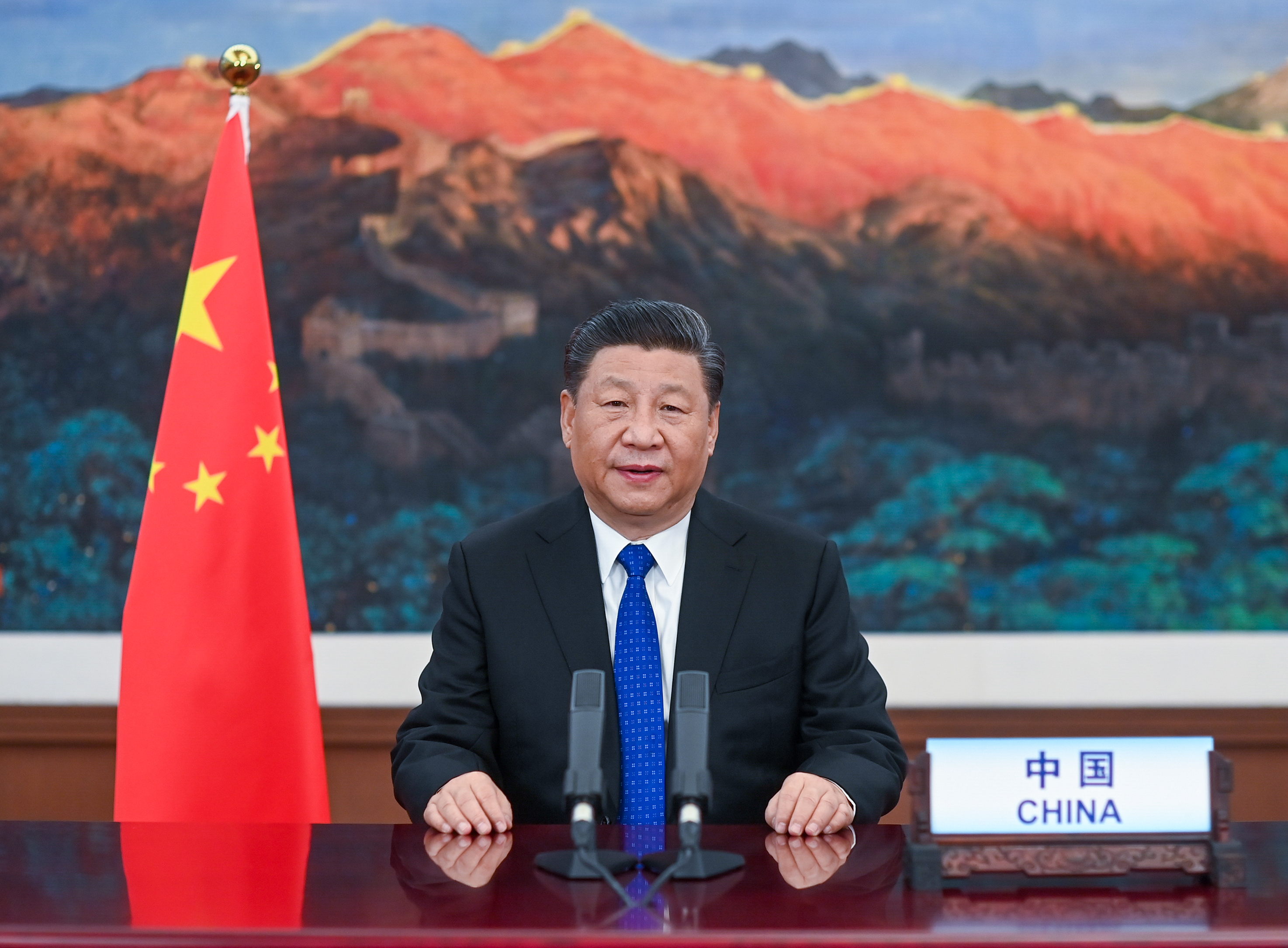 China announces concrete measures to boost global fight against COVID-19 as Xi addresses WHA session