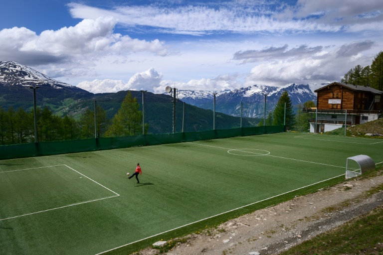 In rarefied air... mountain villagers to lace up boots for Euro 2020