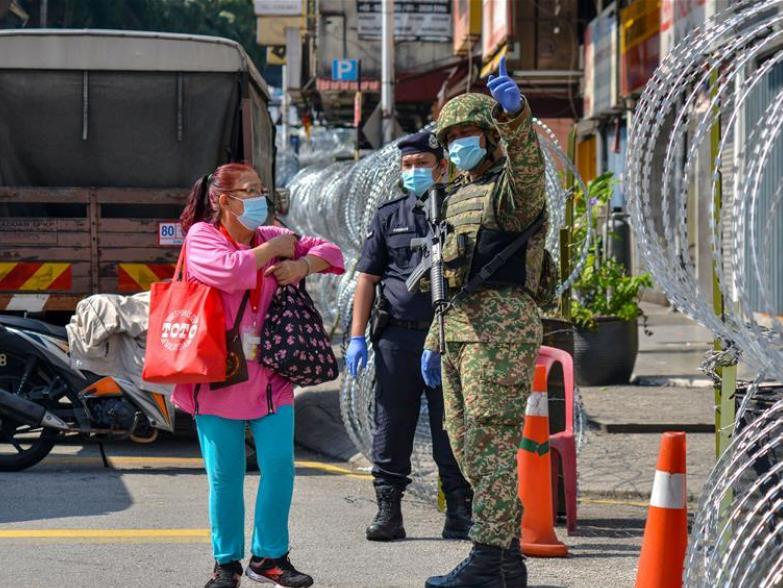 Malaysia reports 37 new coronavirus cases, bringing total to 6,978