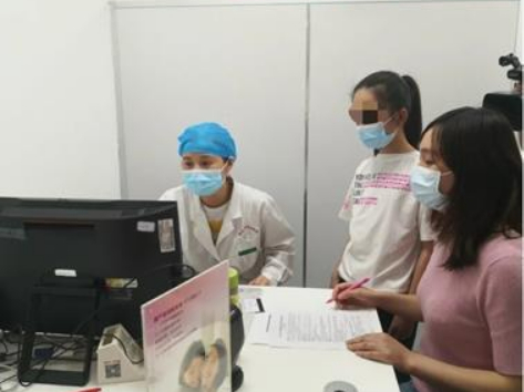 10-year-old girl becomes first person in China to receive domestic HPV vaccine
