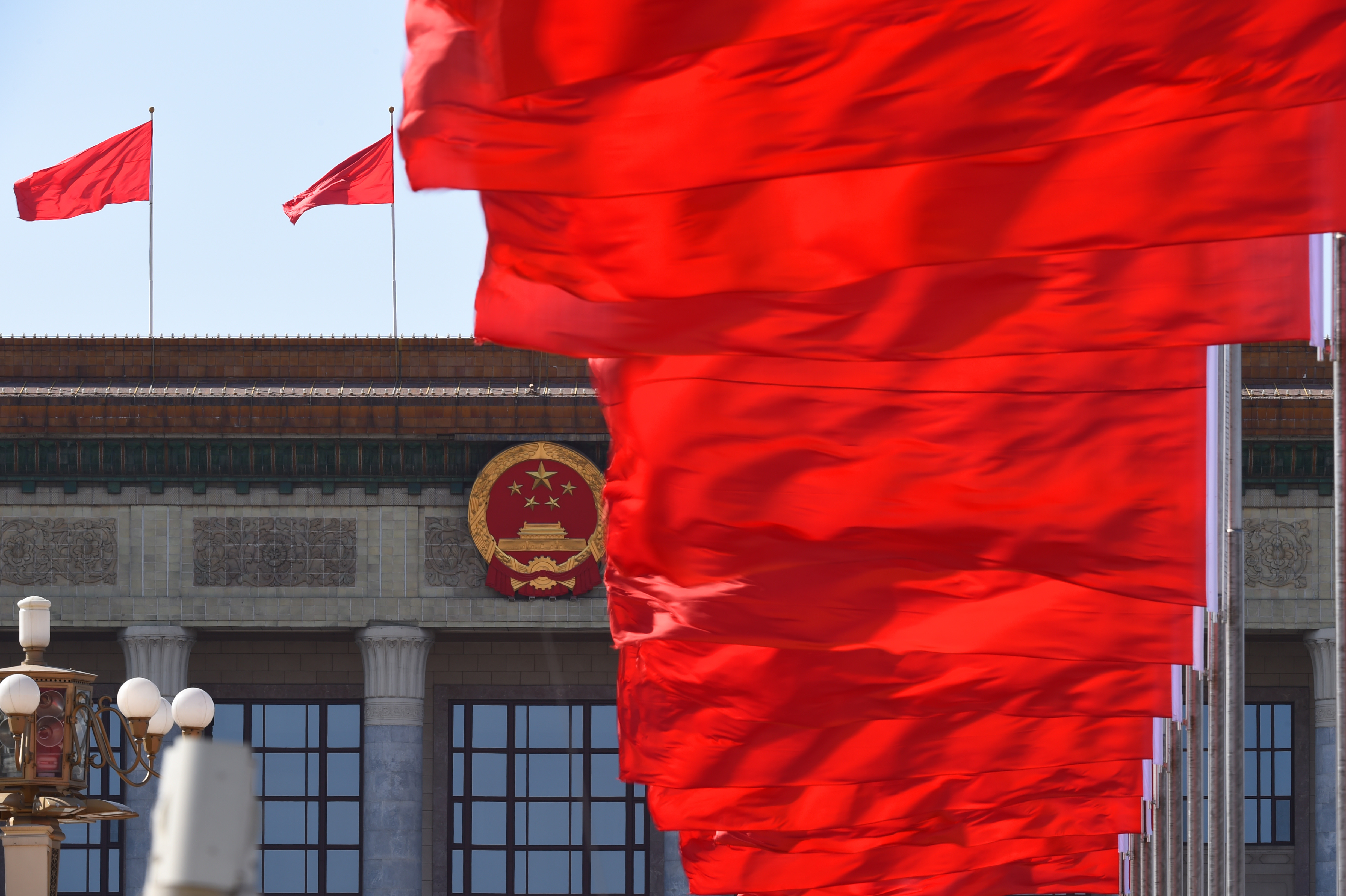 Chinese lawmakers gather in Beijing for annual session