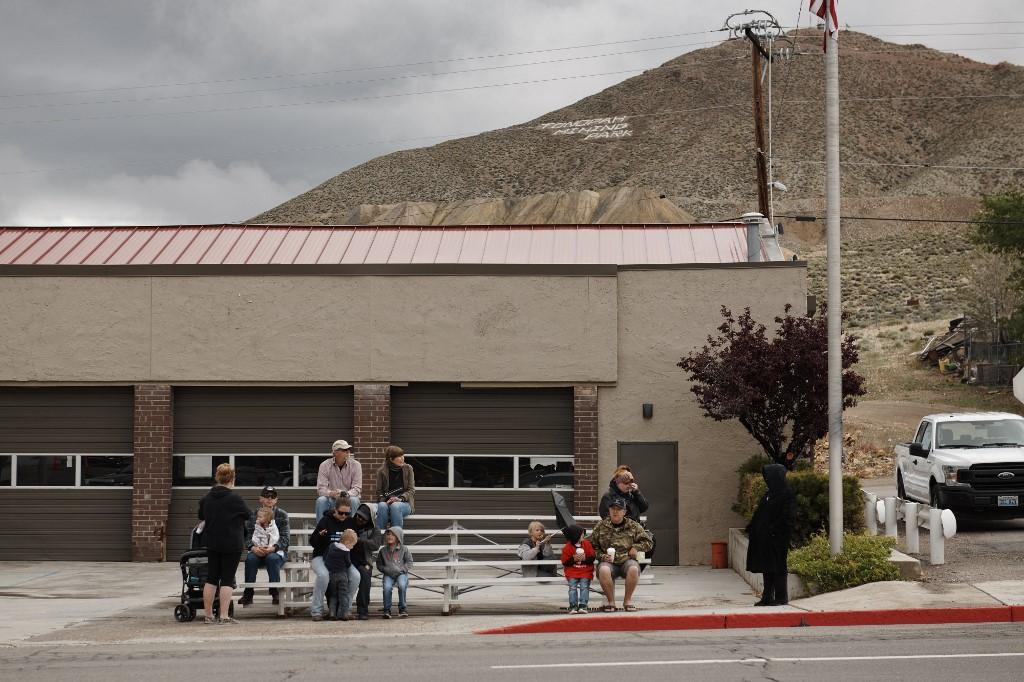 5.0-magnitude quake hits 47km NW of Nevada, US: USGS