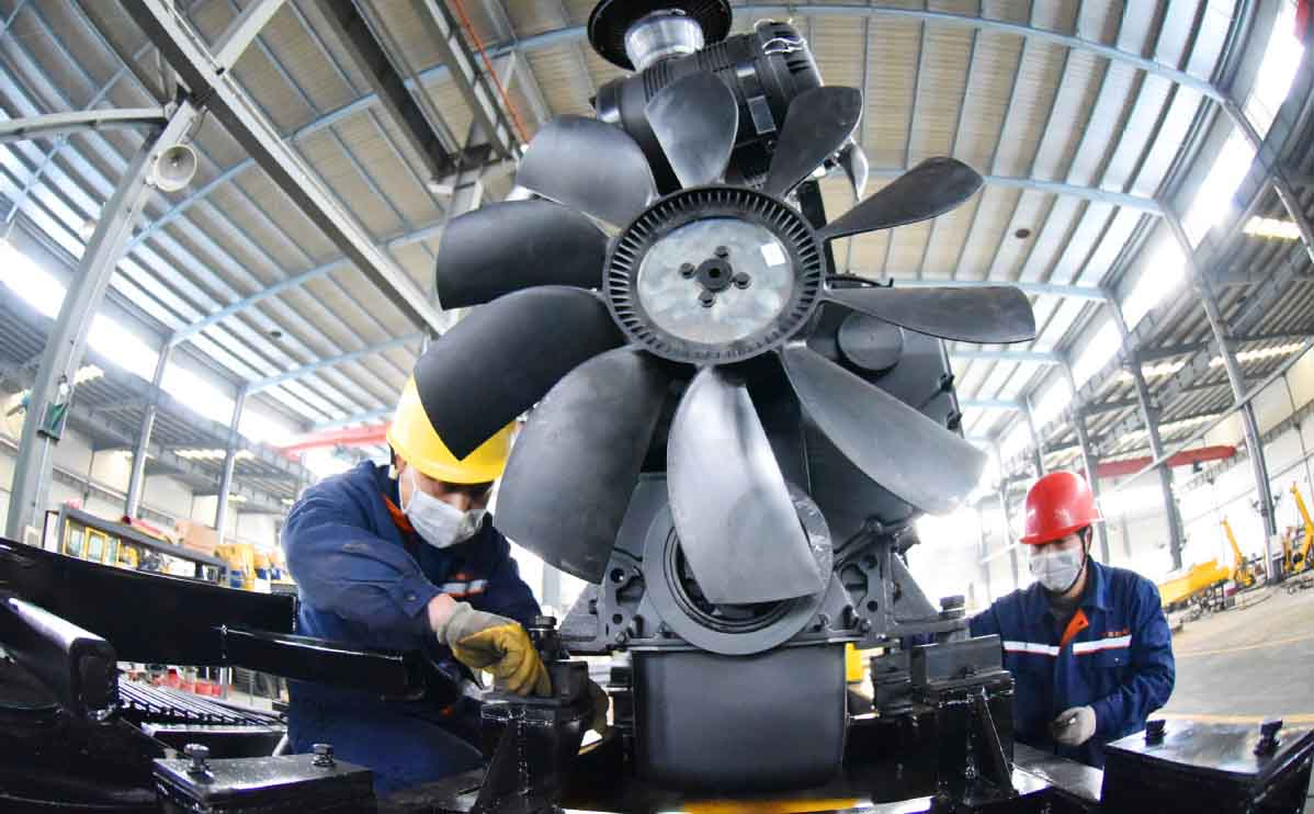China to drive global GDP growth this year and next