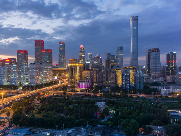 Beijing economy sees a bright spot