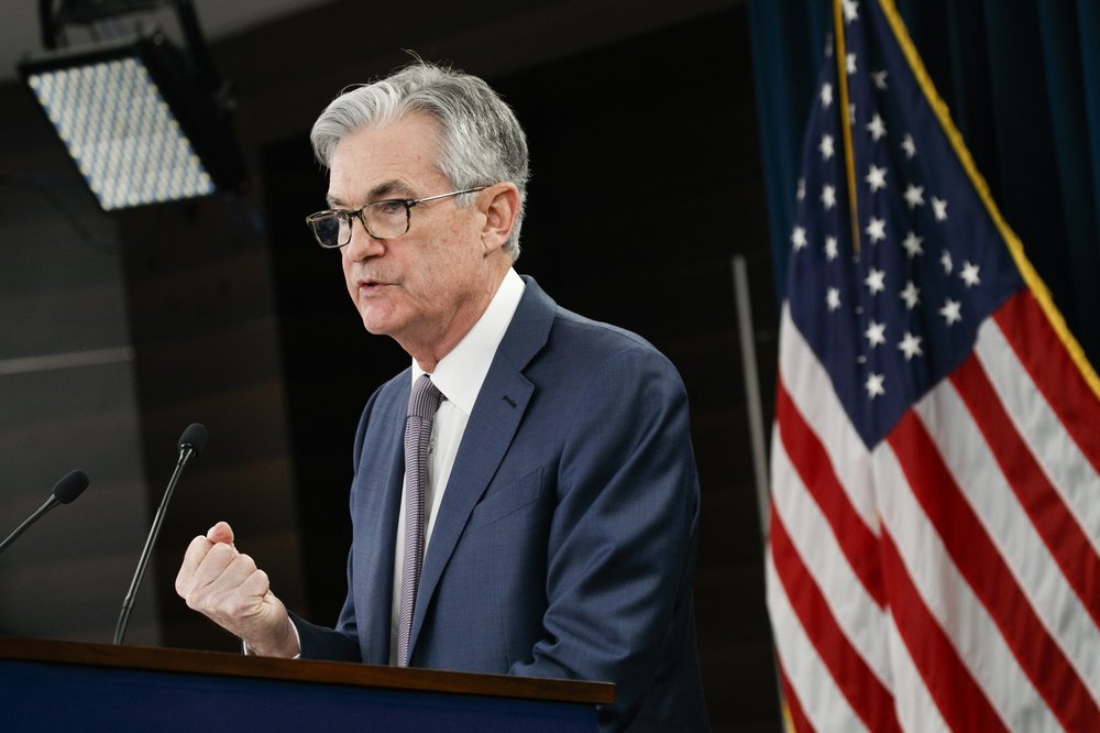 US Fed's Powell says new lending programs to launch by June 1