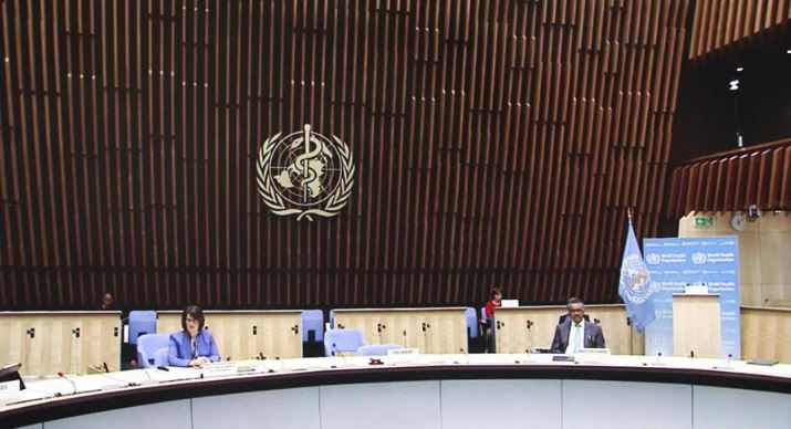 73rd WHA ends with strong global commitment to COVID-19 response
