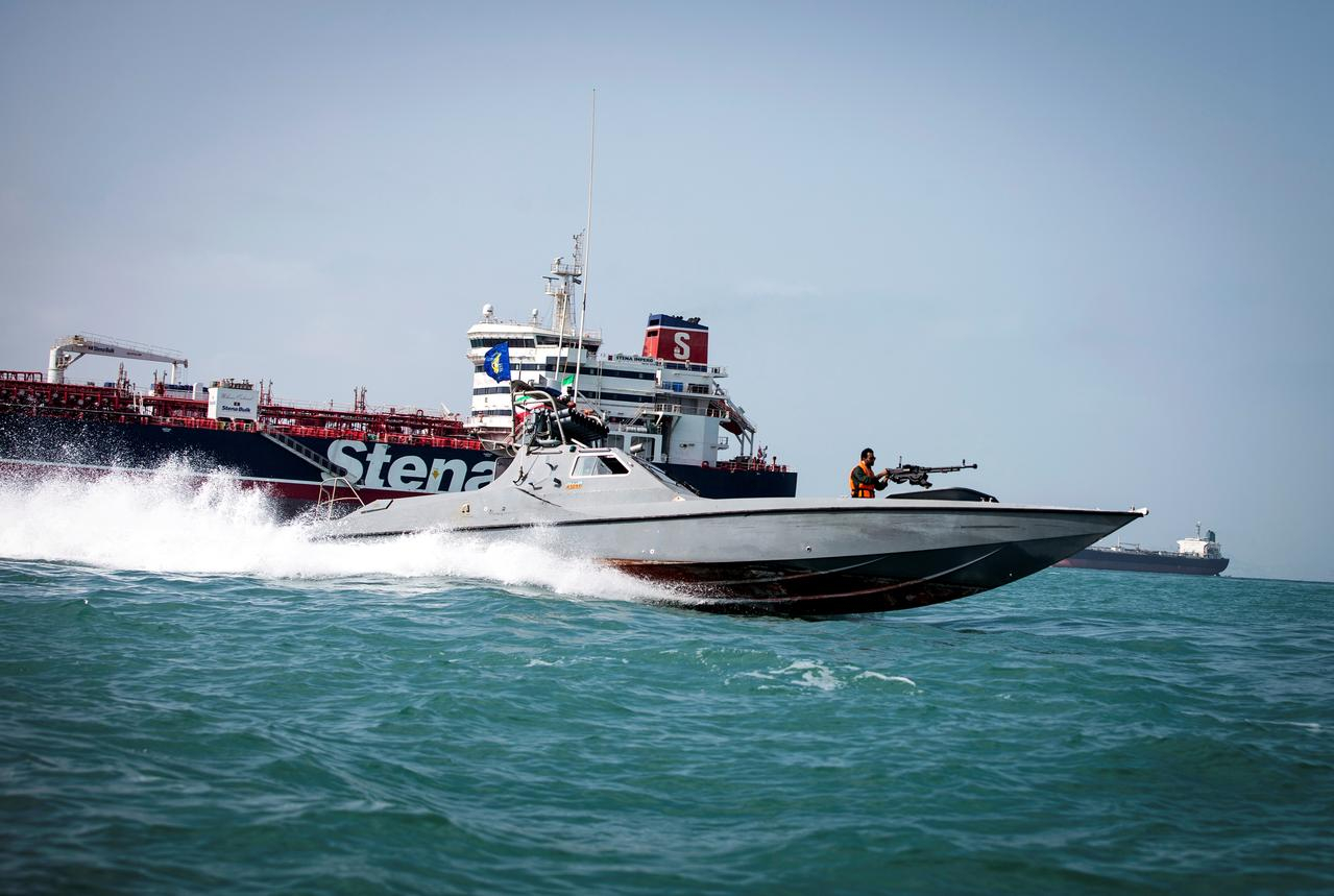 Iran warns US off threats against Iranian Venezuela-bound fuel tankers