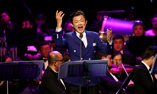 China's top tenor recovers from COVID-19, says singing unaffected