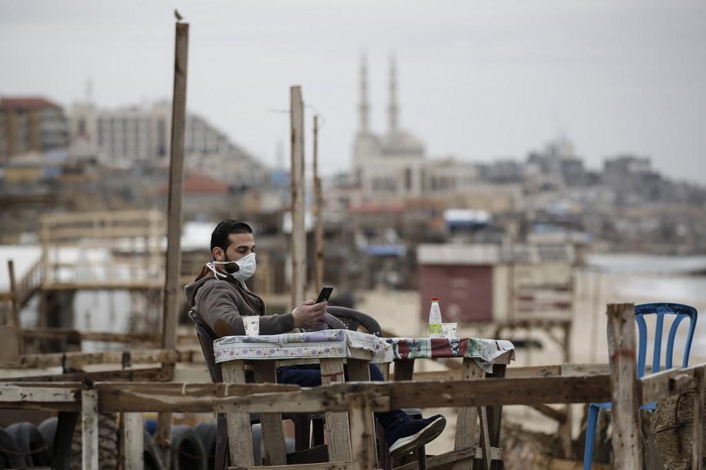 Gaza reports 7 new COVID-19 cases: spokesman
