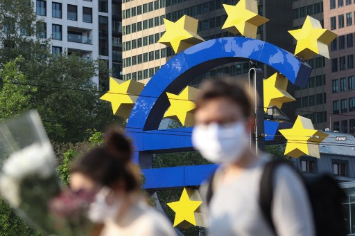 Eurozone economy has 'likely bottomed out': PMI survey