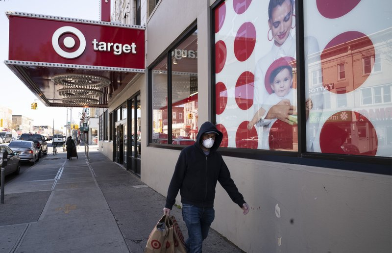 Big box rules: Target's online push readied it for pandemic