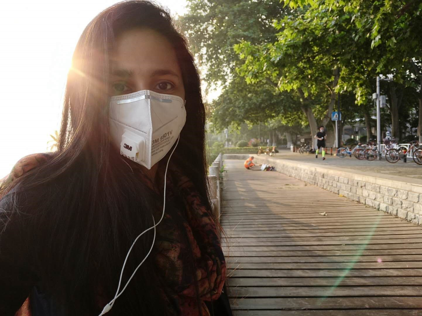My first-hand experience with Wuhan's fight against the epidemic