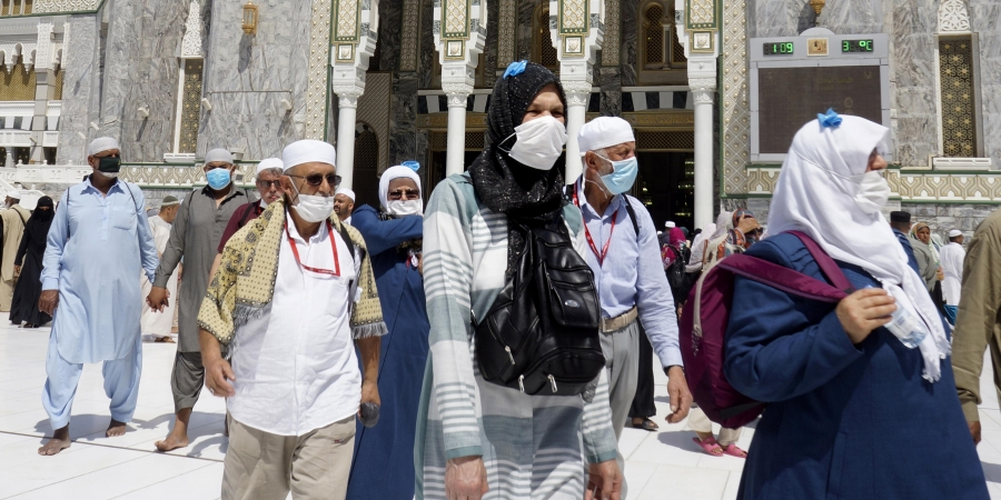 Saudi Arabia's COVID-19 cases surpass 60,000
