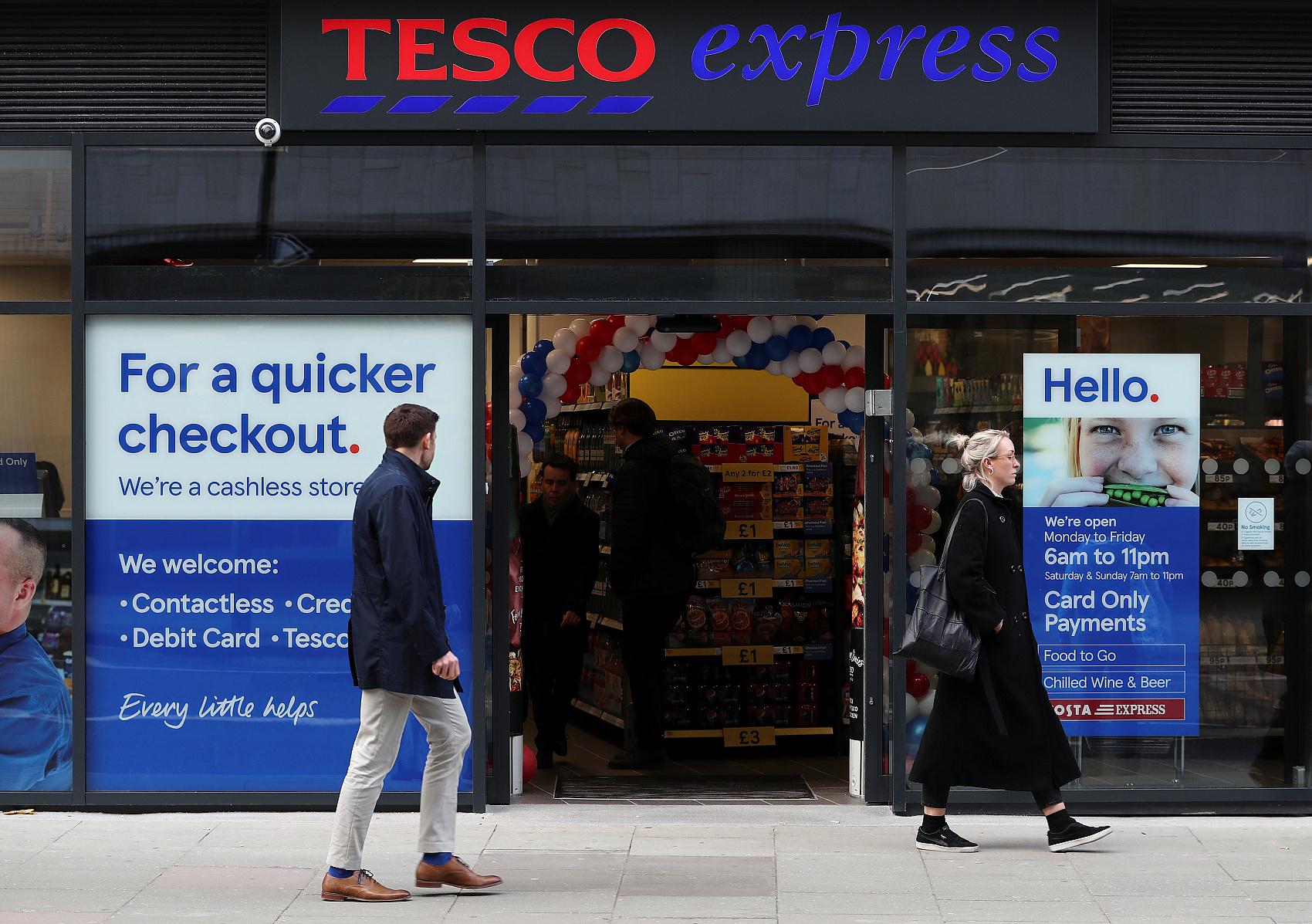 UK retail sales hit record low on lockdown