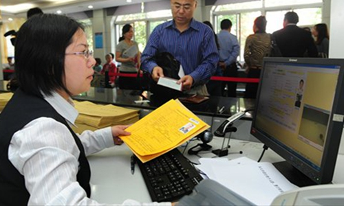 China suspending applications for private passports 'a rumor'