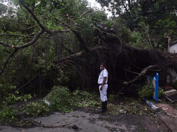 Cyclonic storm Amphan kills 72 in India's West Bengal: chief minister