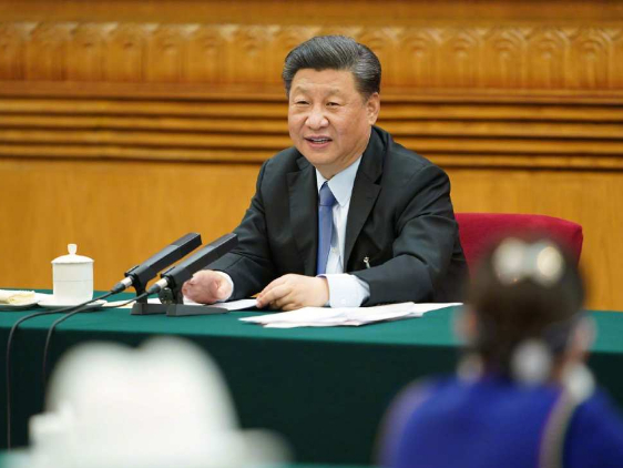 Xi stresses 'people first' on first day of annual legislative session