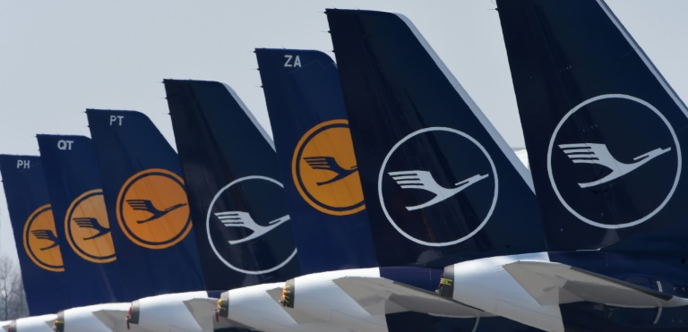 Lufthansa confirms in talks with Berlin on $10 bln rescue