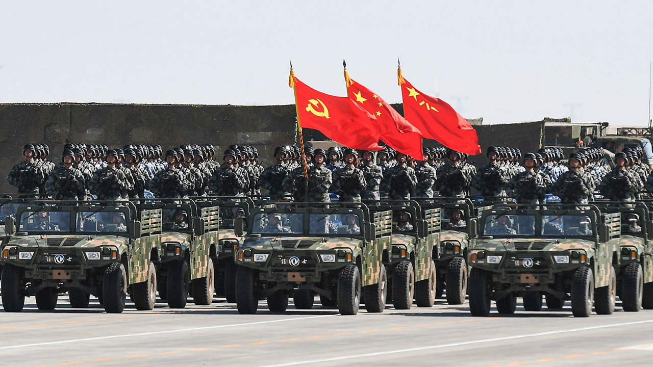 China further lowers defense budget growth to 6.6 pct
