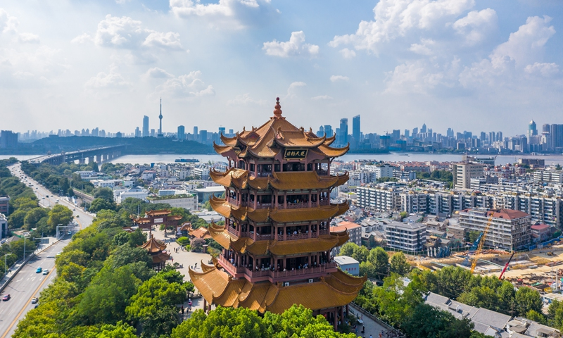 Post-epidemic recovery scheme to accelerate Wuhan revival