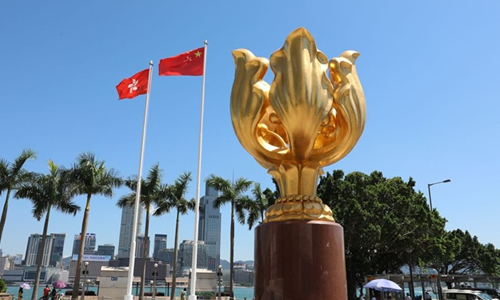 US' HK sanction card won't intimidate China