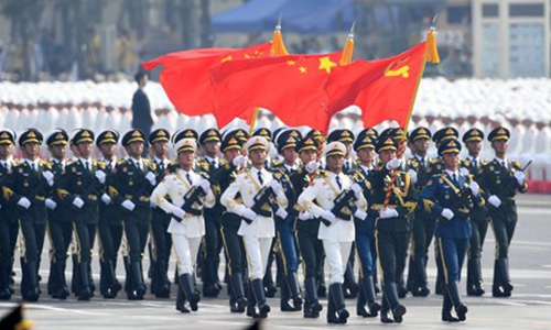 6.6% defense budget increase to secure China's interests; spending more efficient than US