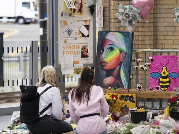 UK marks 3rd anniversary of Manchester Arena attack