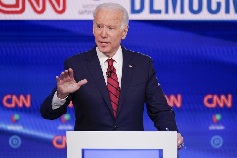 Biden regrets 'ain't black' remarks about African Americans supporting Trump