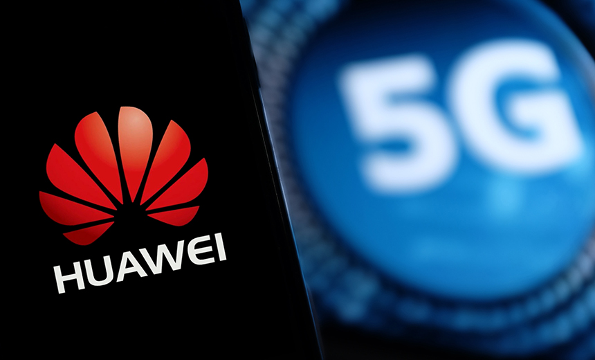 Huawei leads China's 5G phone market in Q1