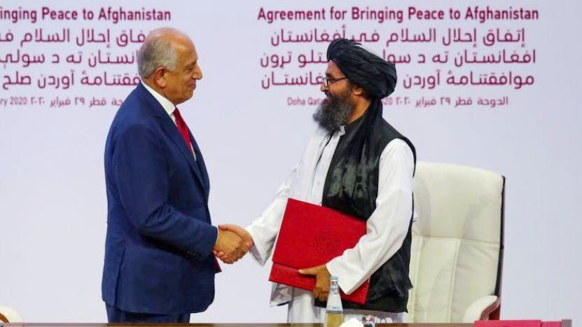 Afghan Taliban announce three-day Eid ceasefire