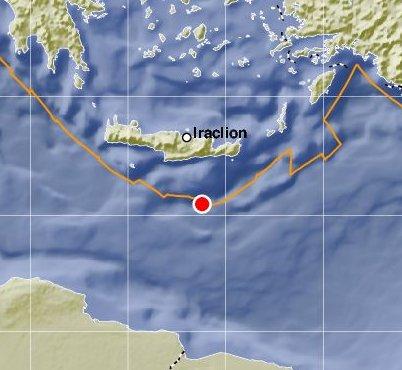 5.2-magnitude quake hits Ierapetra, Greece: USGS