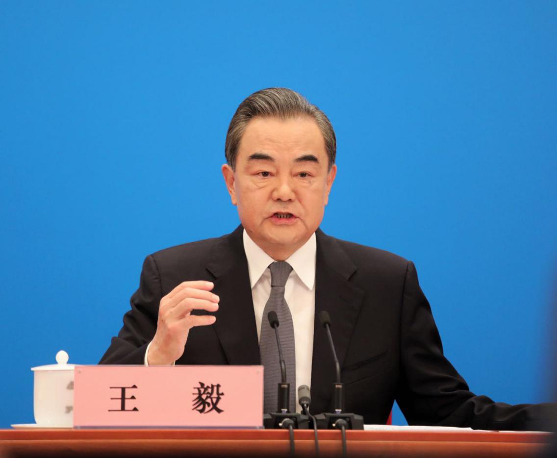 Highlights of FM Wang Yi's 2020 media conference