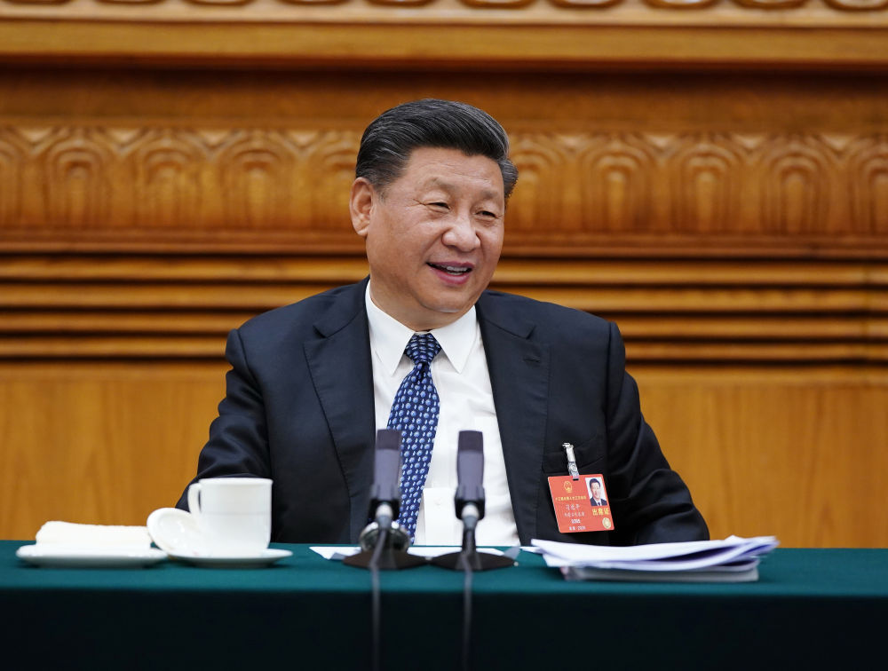 Xi orders fortifying public health protection network